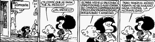 la pildora de la felicidad mafalda